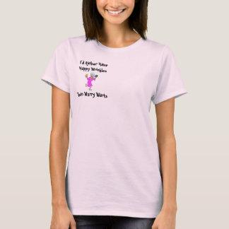 Happy Wrinkles T-Shirt