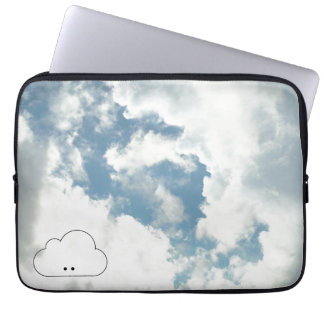 Happy Wx Friends Laptop Case Computer Sleeve