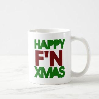 Happy Xmas humor Coffee Mug
