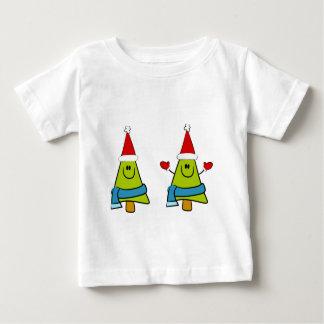 Happy XMas Trees T Shirts