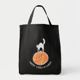 Happy Yarn-O-Ween! Bags