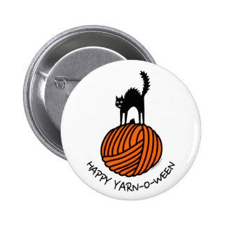 Happy Yarn-O-Ween! Pin