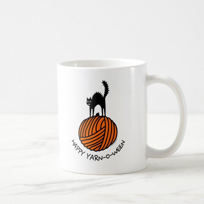 Happy Yarn-O-Ween! Coffee Mug