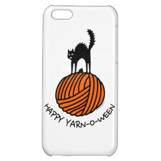 Happy Yarn-O-Ween! iPhone 5C Cover