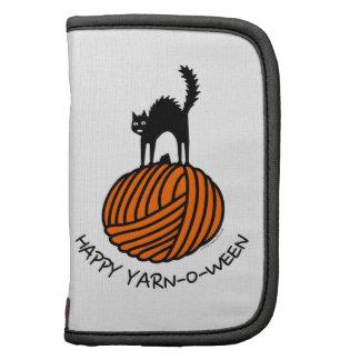 Happy Yarn-O-Ween! Folio Planner