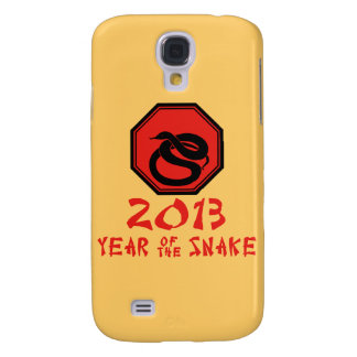 Happy Year of the Snake Chinese Calendar Samsung Galaxy S4 Case