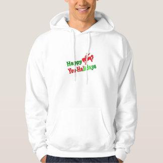 Happy Yee~Halidays comfy cozy hoodie
