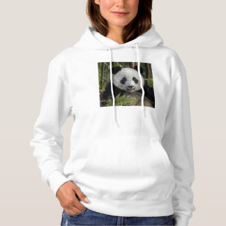 Happy young panda, China Hoodie