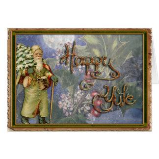 Happy Yule! Card
