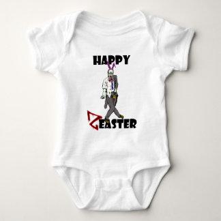 Happy Z easter (full body) Baby Bodysuit