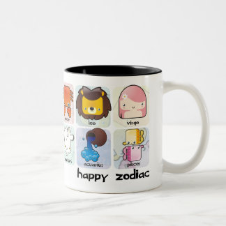 Happy Zodiac Mug