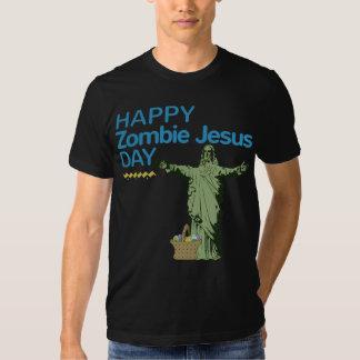 Happy Zombie Jesus Day T-shirt