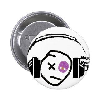 HappyBeat Pins