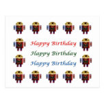 HappyBirthday ANDROID Happy Birthday Post Cards