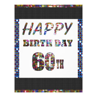 HappyBirthday birthday designs Letterhead
