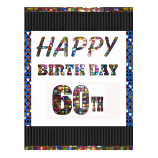 HappyBirthday birthday designs Postcard
