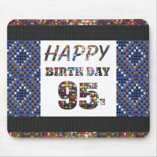 happybirthday happy birthday greeting text quote mouse pad