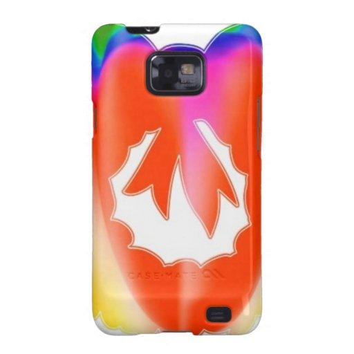 HappyBirthday HappyHoliday Artwork Galaxy S2 Cases