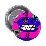 Happybot Pins