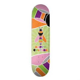 Happyculture Honey Bee Skateboards
