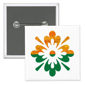 HappyDance Flower : Enjoy n Share the Joy Button