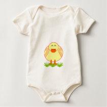 HappyDuck Babywear Baby Bodysuit