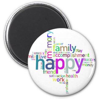 HappyFamily Magnet
