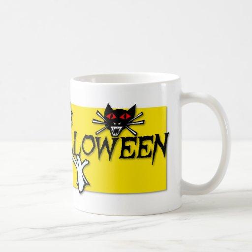 HappyHalloween Classic White Coffee Mug