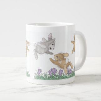 HappyHoppers® - Jumbo Mug 20 Oz Large Ceramic Coffee Mug