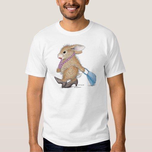 HappyHoppers® Mens Clothing T Shirt