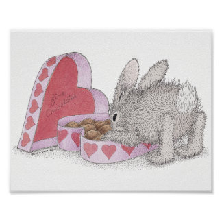 HappyHoppers® Wall Art Poster