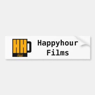 Happyhour Films Bumper Sticker