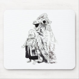 Happyness Mouse Pad
