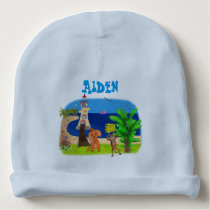 Happy's Lighthouse by The Happy Juul Company Baby Beanie