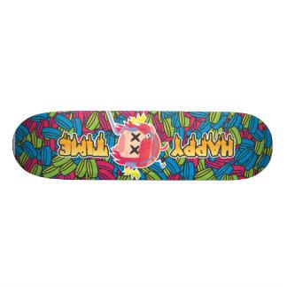 happytime skateboard deck