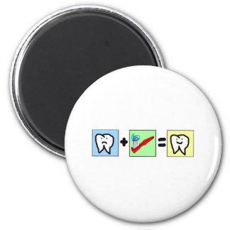 Happytooth 2 Inch Round Magnet