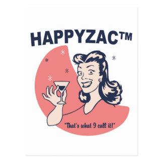 Happyzac™ Postcard