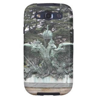 Hapsburg Eagle doble Funda Para Samsung Galaxy S3