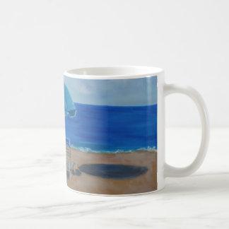 Hapuna Beach Hawaii Coffee Mug