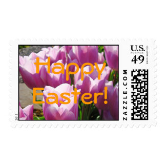 Hapy Easter! postage stamps Shows Services Cards