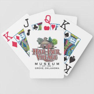Har-Ber Village 13 Playing Cards