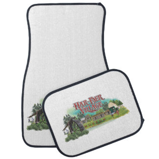 Har-Ber Village 15 Car Floor Mat