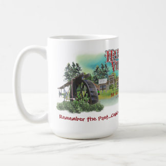 Har-Ber Village 15c mug