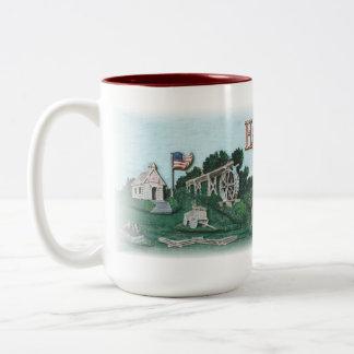 Har-Ber Village Mug 2