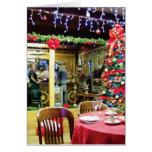 Har-Ber Village saloon 2014c Greeting Card