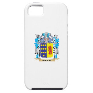 Har-Paz Coat of Arms - Family Crest iPhone 5 Case