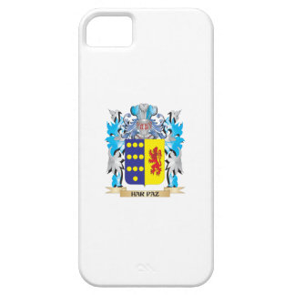 Har-Paz Coat of Arms - Family Crest Case For iPhone 5/5S