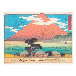 Hara, del hokaido de las estaciones de la serie ci tarjetas postales