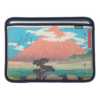 Hara, from the series Fifty-three Stations hokaido MacBook Air Sleeves