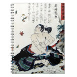 Hara-Kiri circa 1800s Spiral Notebook
